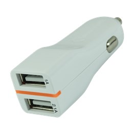Tuncmatık Twıncharger-Mıcro Usb-3.1A (2.1A+1A)-1Mt. Cable